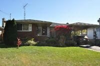 Beautiful Brick Bungalow For Sale North End St Catharines