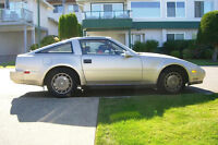 1987 Nissan 300ZX with Collector Plates