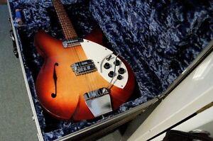 1987 Rickenbacker Rose Morris Model 1997 ( Rare One )