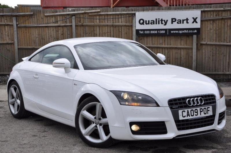 2009 audi tt 2 0 tdi s line quattro 3dr in harrow london gumtree. Black Bedroom Furniture Sets. Home Design Ideas