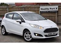 2015 Ford Fiesta 1.6 Zetec Powershift 5dr