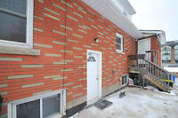 1 Bedroom basement apartment available for rent