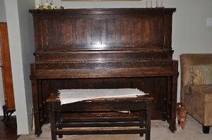 Vintage Gourlay Piano