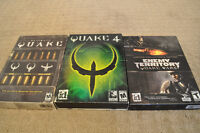 quake 1-4 and quake wars limited edition