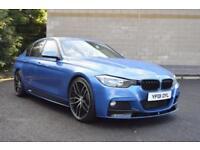 2013 13 BMW 3 SERIES 2.0 320D M SPORT 4D 181 BHP M-PERFORMANCE DIESEL