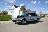 Classic 525i 1990 BMW in excellent condition low mileage