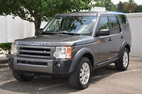 2007 Land Rover LR3 SUV, Crossover