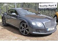 2011 Bentley Continental 6.0 GT 2dr