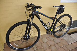 Specialized Fate Carbon 29 2014 Grandeur 17 Fibre de carbone