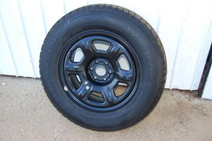 Wanted: Nissan Navara Spare Wheel WANTED,WANTED 17 inch