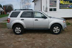 2009 Ford Escape XLT AWD 4X4 SUV, Crossover