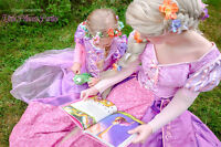 The REAL RAPUNZEL Parties and Events! Little Princess Parties!