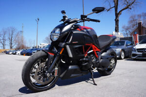 2012 Ducati Diavel Carbon fiber RED
