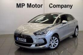 2013 13 CITROEN DS5 1.6 E-HDI AIRDREAM DSTYLE EGS 5D AUTO 115 BHP DIESEL HATCH