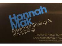 Personal shopper & stylist in London FREE WARDROBE EDIT