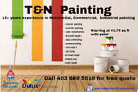 Experienced Master Painters