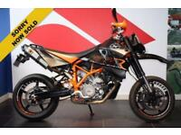 2010 10 KTM 950 SUPERMOTO LC8 942CC 950 SUPERMOTO LC8
