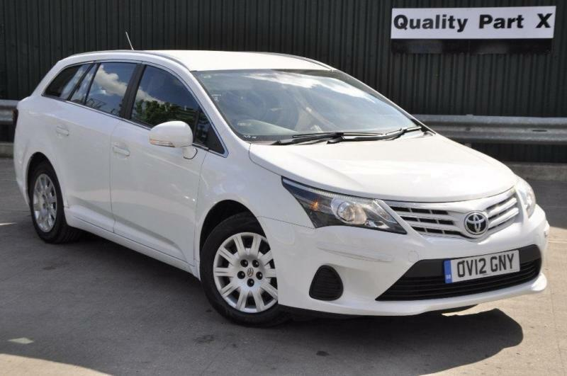 2012 Toyota Avensis 20 D 4d T2 5dr In North London London Gumtree