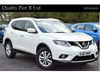 2017 Nissan X-Trail 1.6 dCi Acenta (s/s) 5dr SUV Diesel Manual