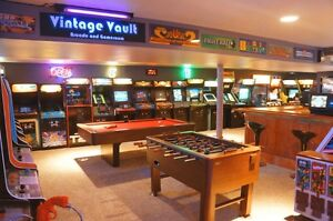 ARCADE GAMES PINBALL MACHINES WORKING OR NOT WANTED IN EDMONTON