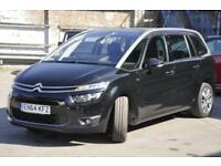 2015 Citroen Grand C4 Picasso 1.6 e-HDi Exclusive ETG6 5dr