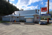 PRIME COMMERCIAL BUILDING & LAND ON HWY 3