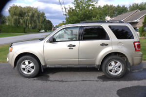 2010 Ford Escape XLT VUS