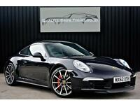 2013 Porsche 911 ( 991 ) 3.8 Carrera 4S Manual *Exclusive Powerkit+£107k List Pr