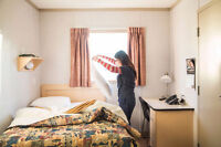 Housekeeper – Remote Camp