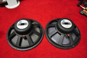 JBL K-140  Pair of speakers, 8 ohms each, Reduced Price