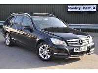 2013 Mercedes-Benz C Class 2.1 C220 CDI SE (Executive) 7G-Tronic Plus 5dr