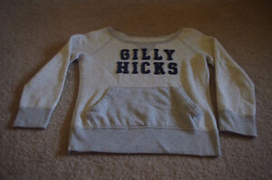 Gilly Hicks Brand Name Crew Top Size Teen/Junior XS