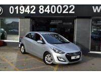 2012 12 HYUNDAI I30 1.6 ACTIVE BLUE DRIVE CRDI 109 BHP 5DR 6SP ECO DIESEL HATCH