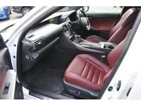 2017 Lexus IS 300 2.5 F Sport E-CVT (s/s) 4dr