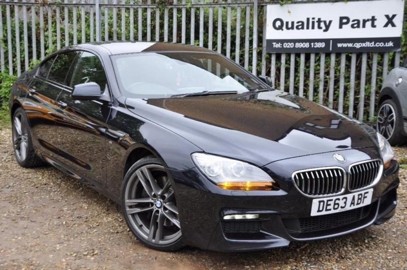 2013 bmw 6 series gran coupe 3 0 640d m sport gran coupe 4dr diesel in harrow london gumtree. Black Bedroom Furniture Sets. Home Design Ideas