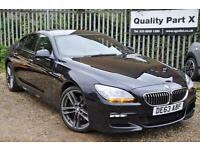 2013 BMW 6 Series Gran Coupe 3.0 640d M Sport Gran Coupe 4dr Diesel