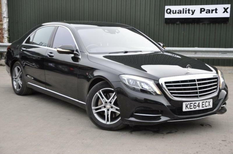 2014 Mercedes Benz S Class 3.0 S350d SE Line L (Executive) (s