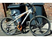 Gt chucker mountain bike. Can deliver.