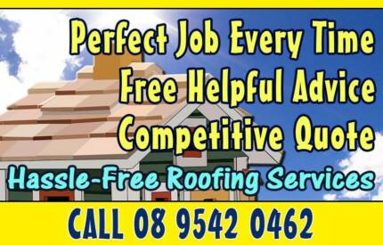 Perfect Roof Restoration & Re-Roofing Under Budget?