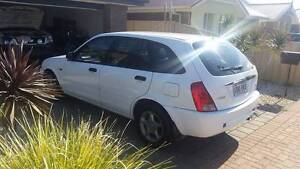 2001 Ford Laser Hatchback Seaford Meadows Morphett Vale Area Preview