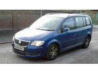 2009 Volkswagen Touran 2.0 TDI 6 Speed