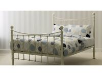 Laura Ashley Hastings Ivory Single Bed Frame
