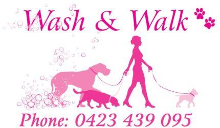 Wash & Walk Gawler Gawler Area Preview