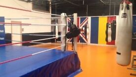 Boxing Gym for Hire - Great opportunities for Trainers, Coaches, Instructors and Others