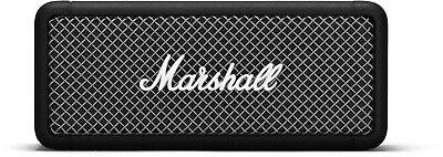 Marshall Emberton Kompakter Kabelloser wasserfester Bluetooth Lautsprecher USB-C