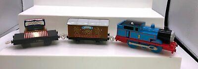 THOMAS Trackmaster Motorized Train Engine 2006 Hit Toy FIREWORKS & RING A BOTTLE