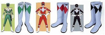 Power Rangers black Ranger Cosplay Accessories King Boots Shoes 3 Colors (Power Rangers Boots)