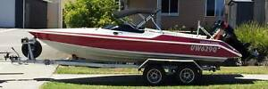 Haines Hunter 2100 SO Ski Boat