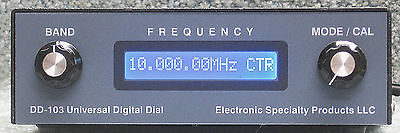 DD-103 UNIVERSAL DIGITAL DIAL WORKS ON ALL VINTAGE RECEIVERS