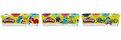 Play-Doh 4-Pack Modeling Compound 2+ 16oz Classic Colors US SELLER